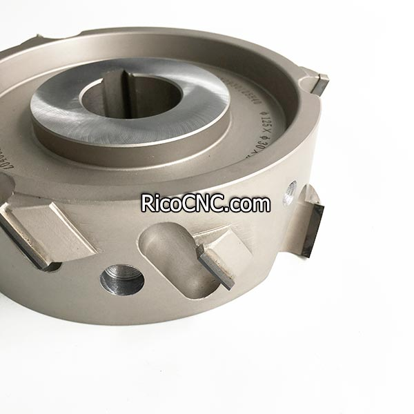 125x30xH40 PCD Premill Cutters for KDT Edgebanding Machines