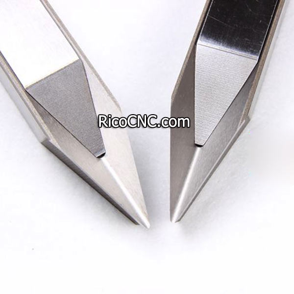 3 In 1 Alloy Steel Wood Turning CNC Lathe Tool Cutter
