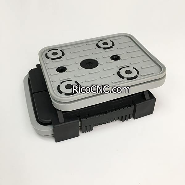 VCBL-K2 140x115x50 Vacuum Suction Blocks 10.01.12.00626 for Masterwood CNC