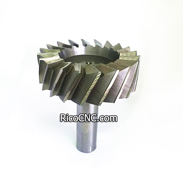 Super Big Large Diameter CNC Foam Bit for EPS Surface Planing Bottom Cleaning