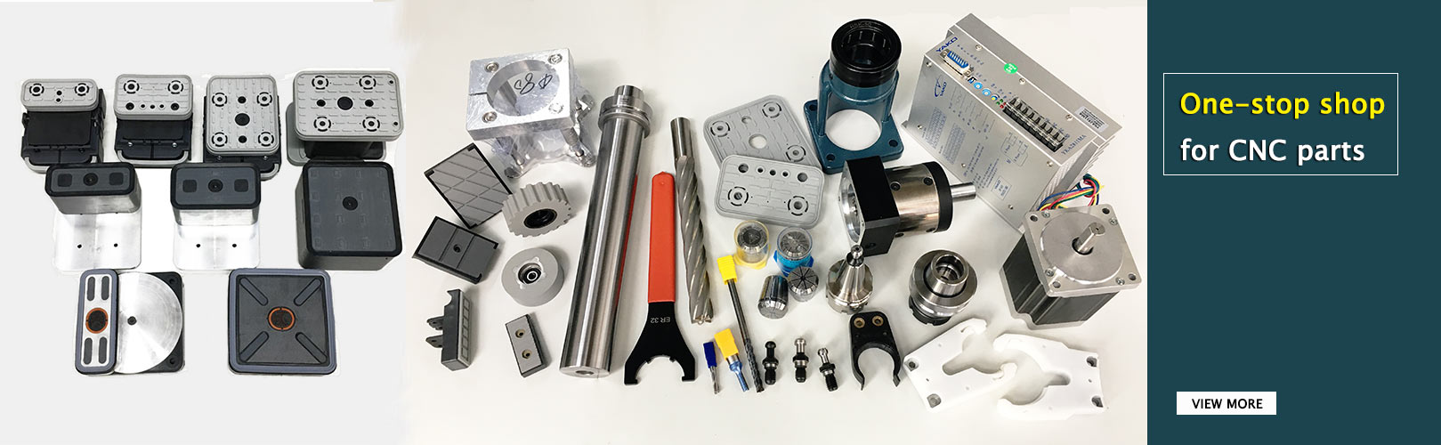 cnc router parts supplier