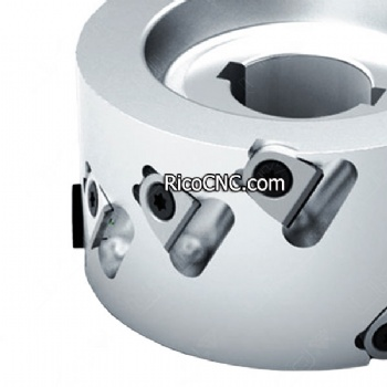 WhisperCut Pre-Mill Cutter Aluminum Jointing Milling Cutters with PCD inserts for Edgebanders
