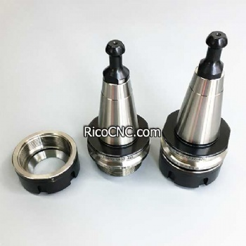 ISO30 ER32 42L Tool Holders for HSD ATC Tool Changer CNC Routers