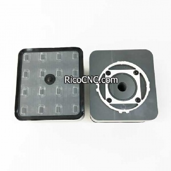 AS24M00423 132X146X74MM Full Size Pod Biesse Rover Suction Pads