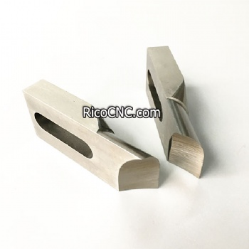 HSS and Carbide Cutter Tools for Round Wood Rod Stick Lathing