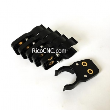 HSK40E Plastic Tool Fingers CNC Tool Changer Grippers for HSK40E Tool Holder Clamping