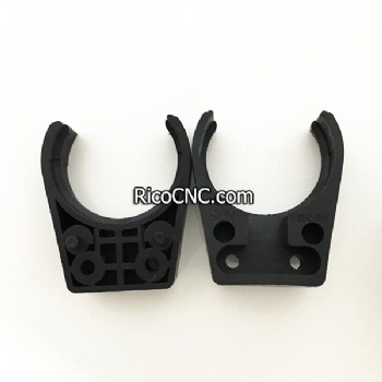 Black HSK63 Plastic CNC tool Gripper Clamping Forks for HSK63 A|B|C|D|E|F Tool Holders